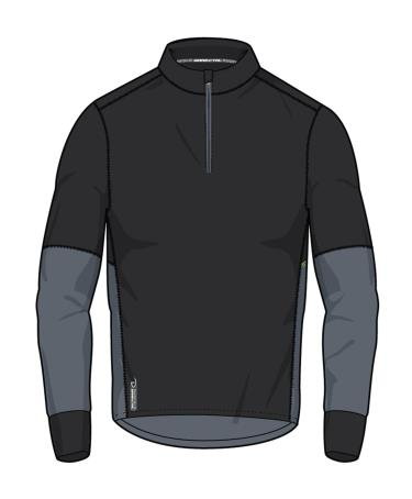 Duofold Mens Thermatrix 1/4 Zip