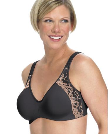 Playtex Secrets Super Soft Hidden Underwire Bra