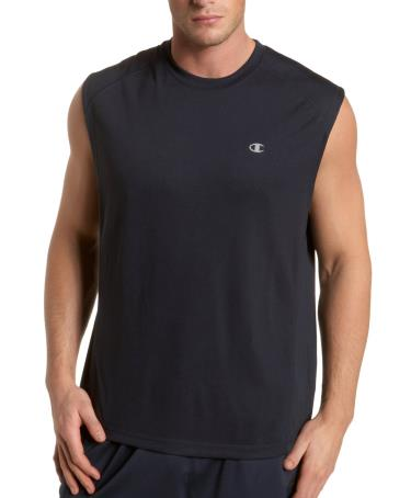 Champion Men's Double Dry Training Muscle Tee