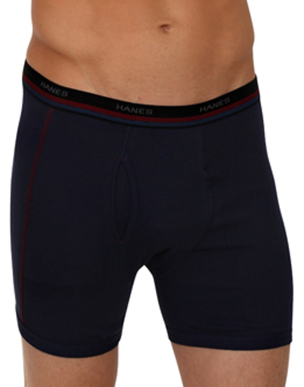 Hanes Colored Boxer Briefs 2 Pack 2349at | Male Models Picture