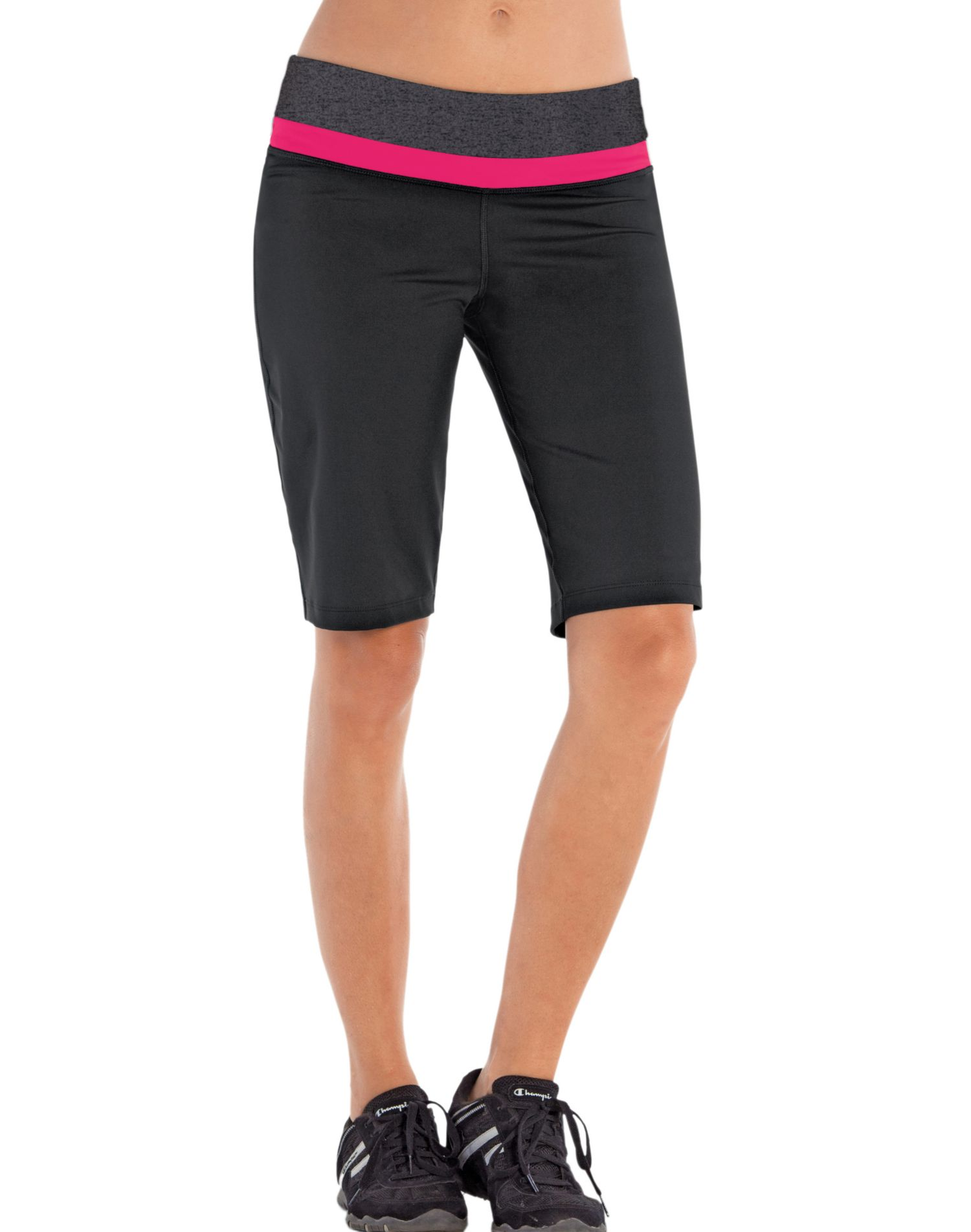 Champion 8881 - Double Dry® Absolute Workout Women's Bermuda Shorts