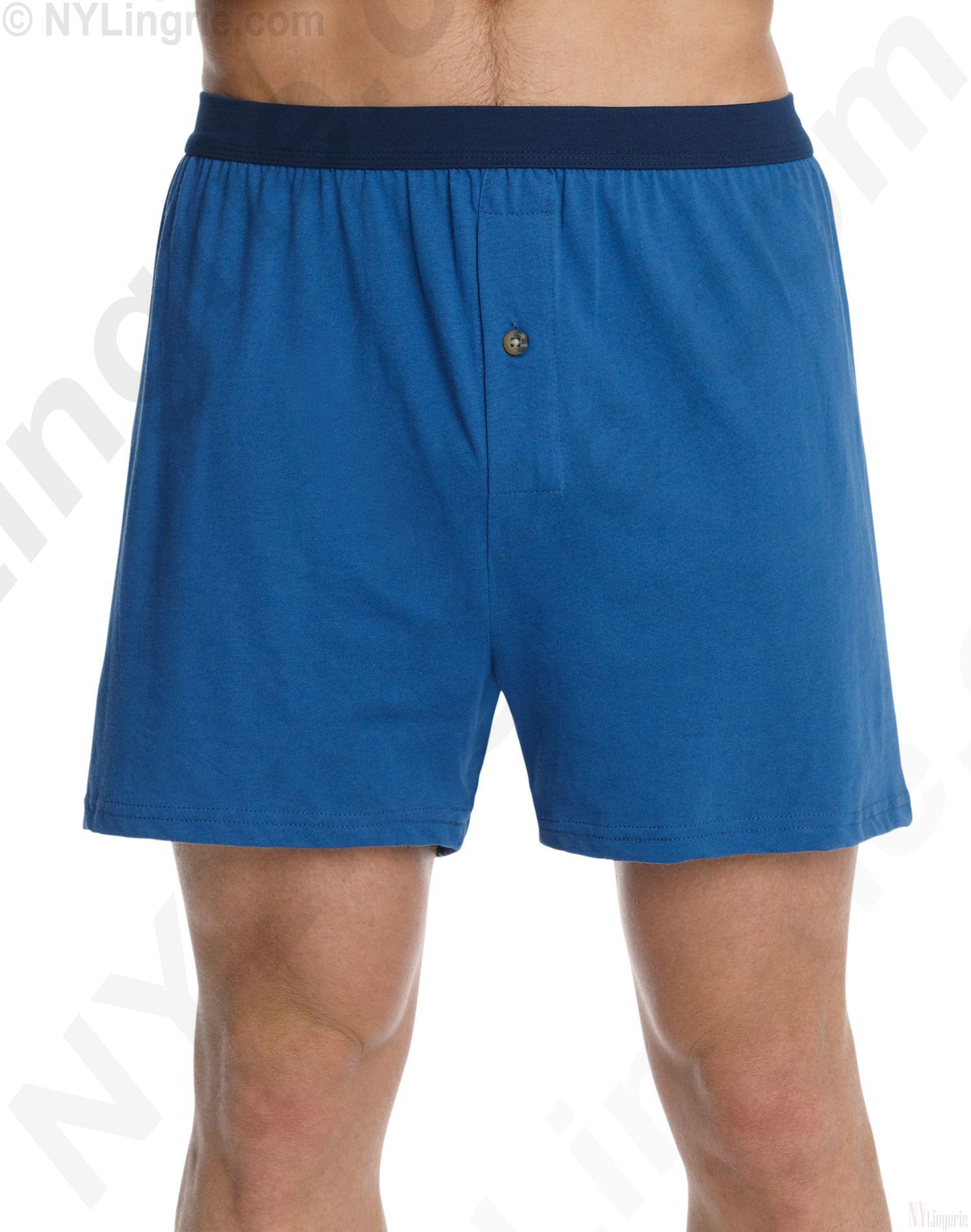 Knitting Mens Underwear : Hanes men s tagless� knit boxers with comfortsoft