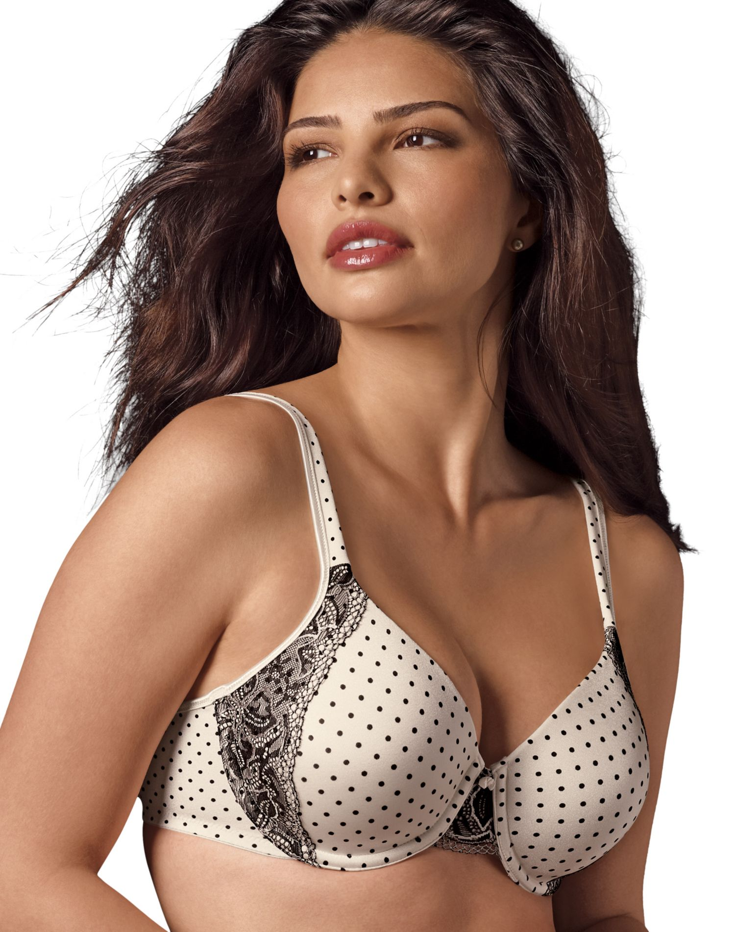 Bali One Smooth U Side Support Underwire Bra