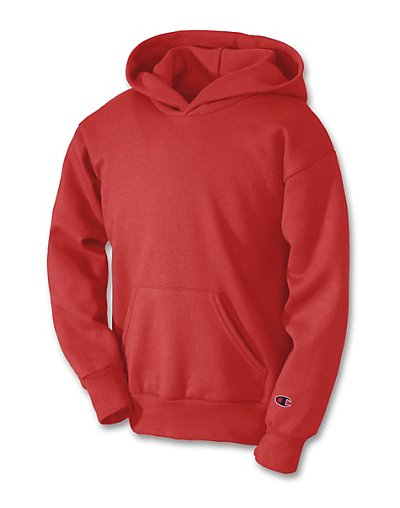 Champion S790-V - Double Dry® Action Fleece Pullover Kids' Hoodie
